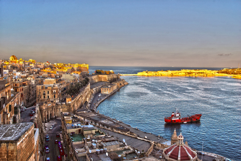 Malta: view from Valetta by Berit Watkin, on Flickr