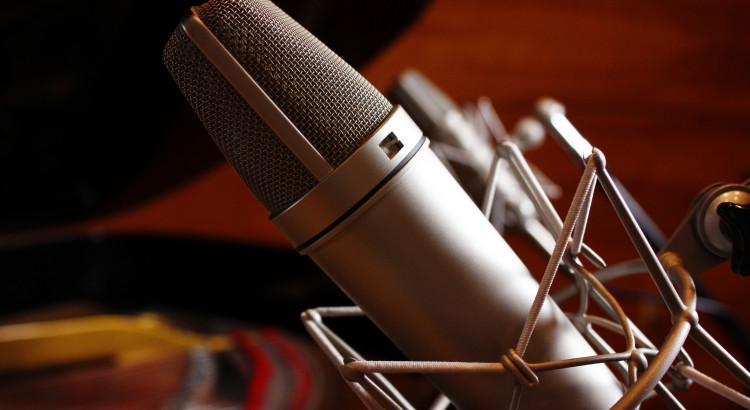 Neumann U87 Condenser Microphone by Will Fisher, on Flickr