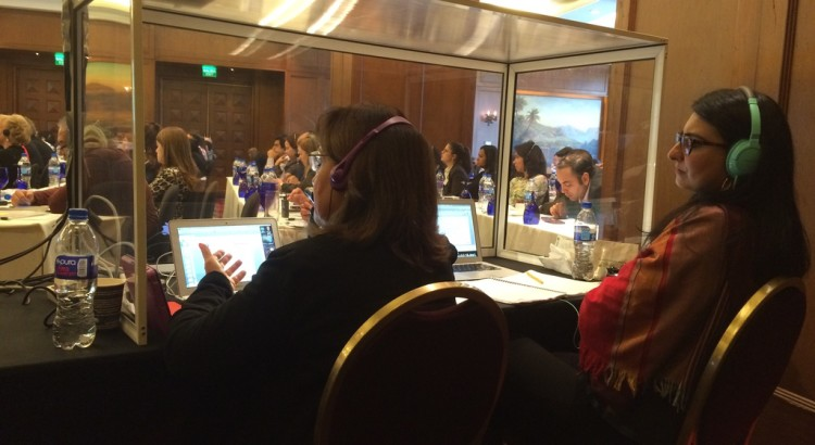 Working with an Interpreter: 5 Tips for a Successful International Event or Conference