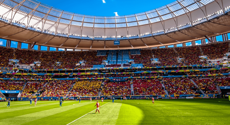 Throwback Thursday – 2014 World Cup Games in Brazil
