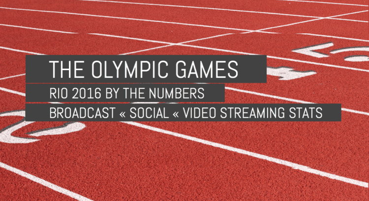 The Olympics Games- Rio 2016 by the Numbers